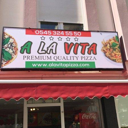 A La Vita Pizza Antalya Menu Prices Restaurant Reviews