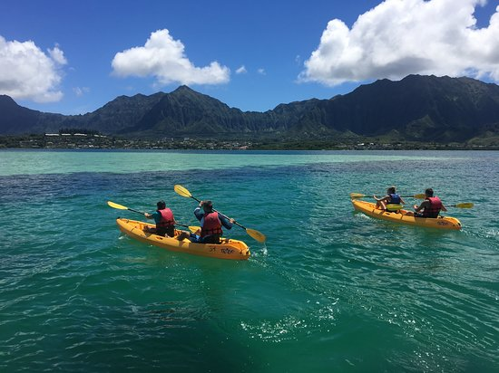 Holokai Kayak & Snorkel Adventures (Kaneohe) - 2019 All You