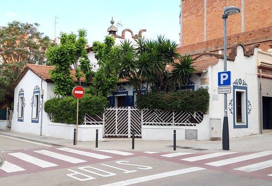 Sant Joan Despi, Spanje: Torre Jujol