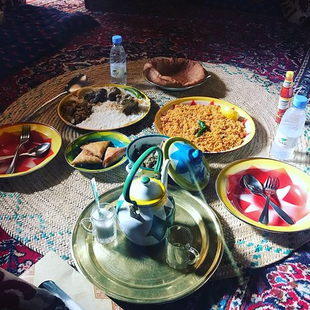 Saudi Cuisine
