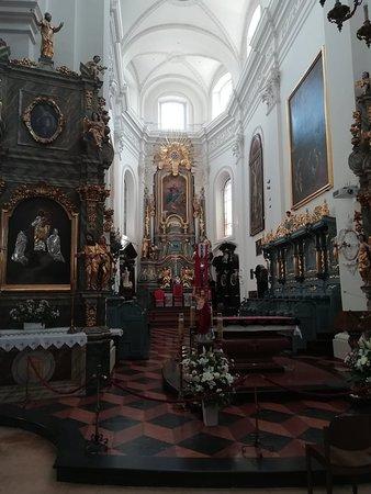 Bazylika katedralna Wniebowziecia NajSwietszej Maryi Panny i Sw. Mikolaja w Lowiczu