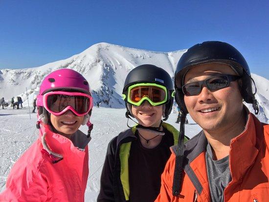 Snowbird, UT: Mineral Basis sunny blue skies!