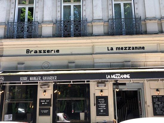 La Mezzanine: Mezzanine