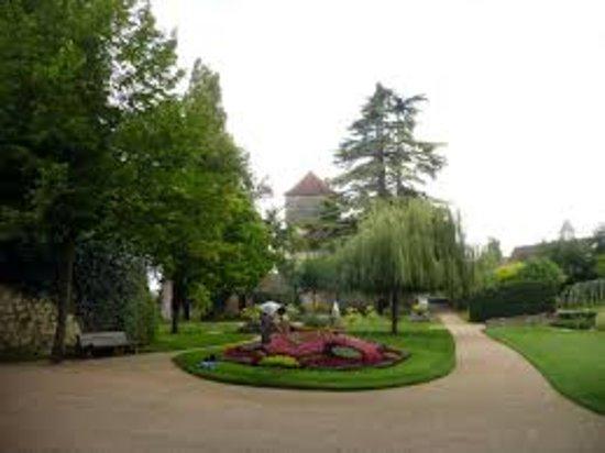 Jardin Rene Boylesve
