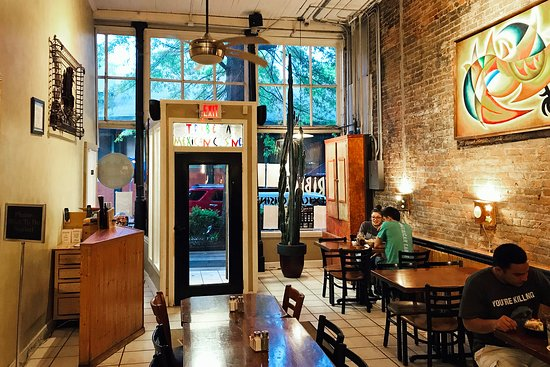Tribeca Mexican Cuisine: Main dining room