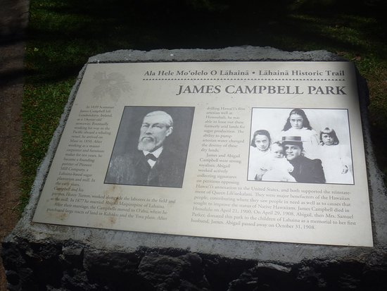 James Campbell Park