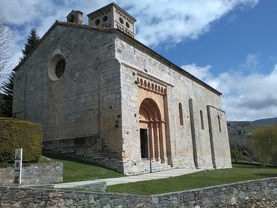 Esglesia de Santa Cecilia de Mollo