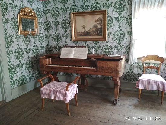 Музей под открытым небом Скансена. Жилой дом 19 века.