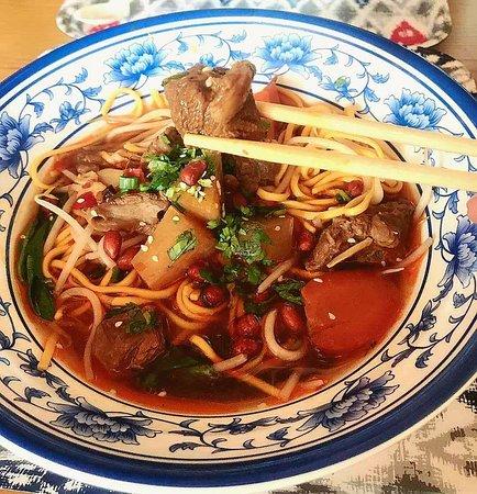 Beijing Cooking Pot: Spicy Beef Noodles