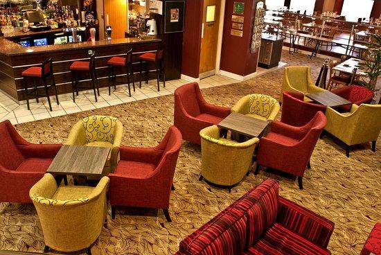 Hothfield, UK: Bar/Lounge