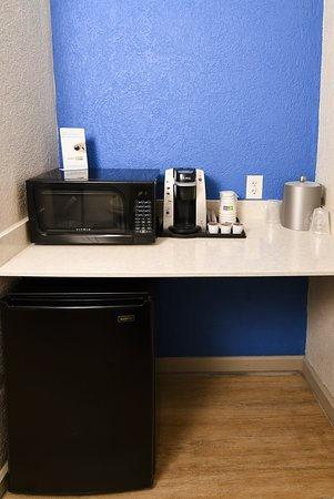 Holiday Inn Express & Suites Port Clinton: Guest room amenity