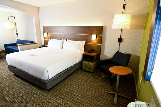 Holiday Inn Express & Suites Port Clinton: Suite