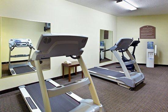 Holiday Inn Express Biloxi: Health club