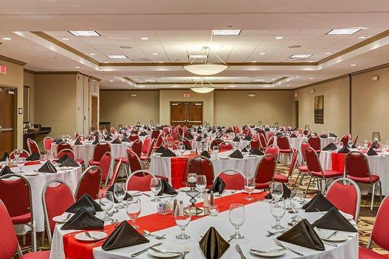Holiday Inn Ft. Myers Airport-Town Center: Ballroom