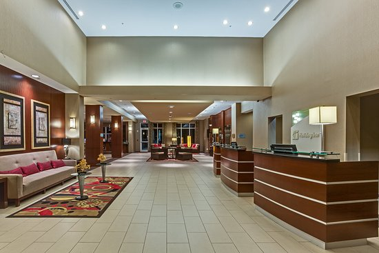 Holiday Inn Ft. Myers Airport-Town Center: Lobby