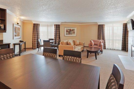 Holiday Inn San Mateo-San Francisco SFO: Suite