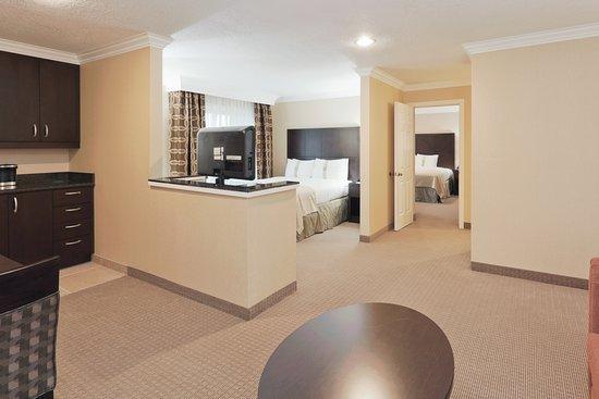 Holiday Inn San Mateo-San Francisco SFO: Guest room