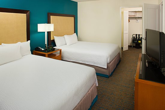 Residence Inn Washington, D.C. Foggy Bottom: Suite