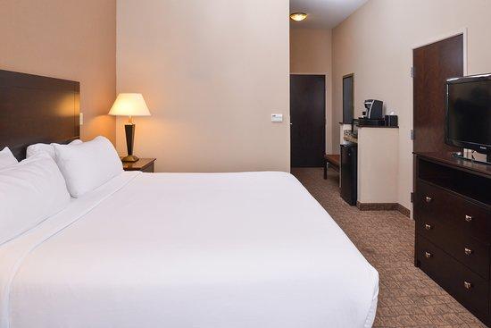 布里奇波特智選假日飯店照片