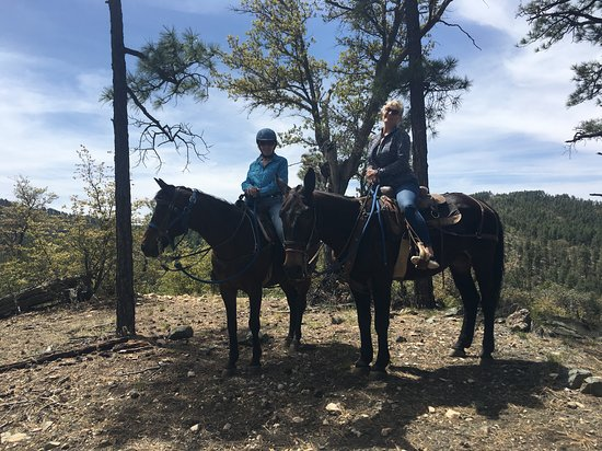 Prescott Horseback Riding