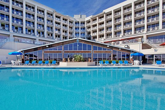Holiday Inn Resort Wilmington E Wrightsville Bch