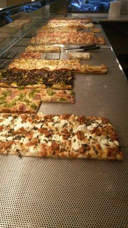 Pistamentuccia - Pizza in teglia alla romana