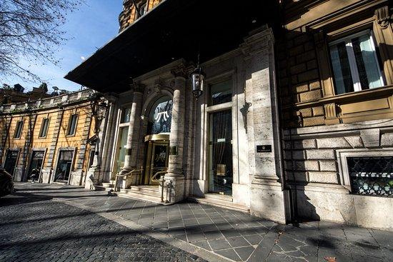 羅馬皇家酒店照片