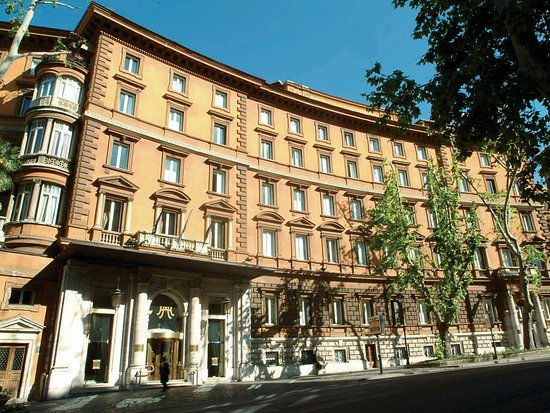 Schones Hotel In Rom Hotel Majestic Roma Rom Bewertungen