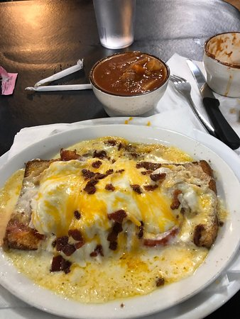 First time trying a Hot Brown