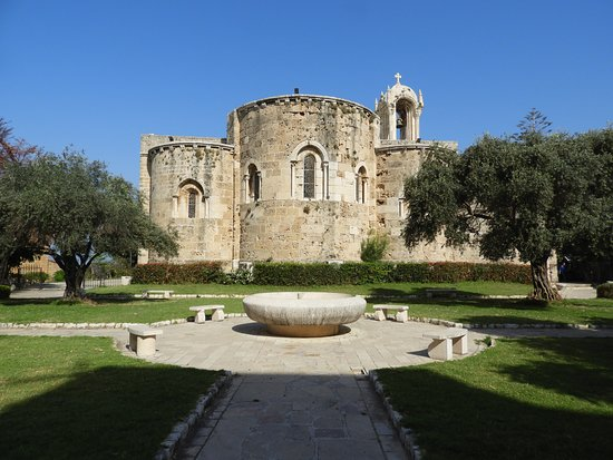 hot sale online df2af f6b88 Most beautiful church in Byblos - Saint John-Marc Cathedral ...