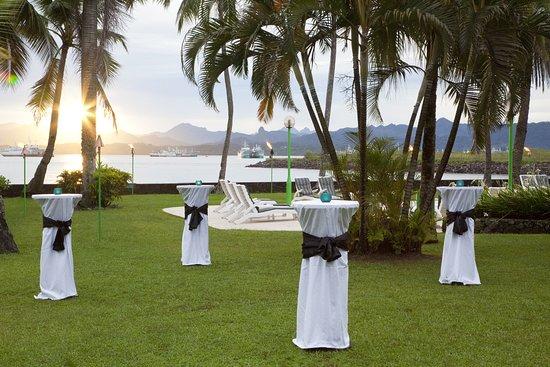 Holiday Inn Suva: Restaurant