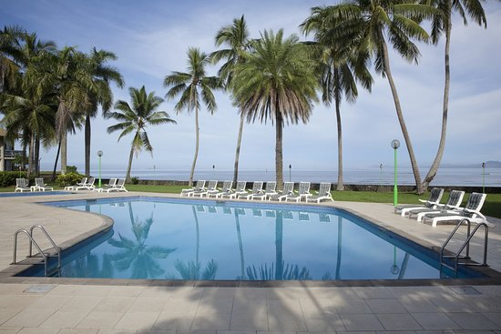 Holiday Inn Suva: Pool