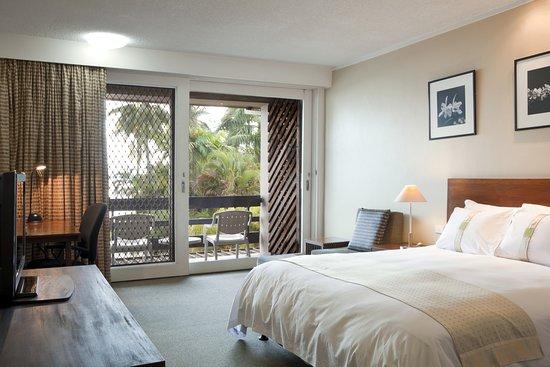Holiday Inn Suva: Guest room