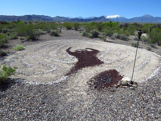 Indian Springs, เนวาด้า: A labyrinthine