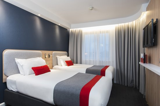 Holiday Inn Express Exeter - City Centre: Guest room