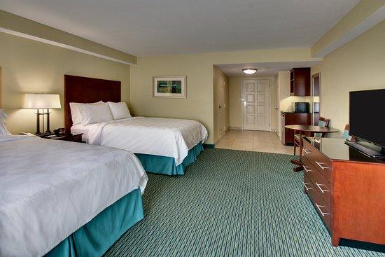 Holiday Inn Resort Orlando-Lake Buena Vista: Guest room