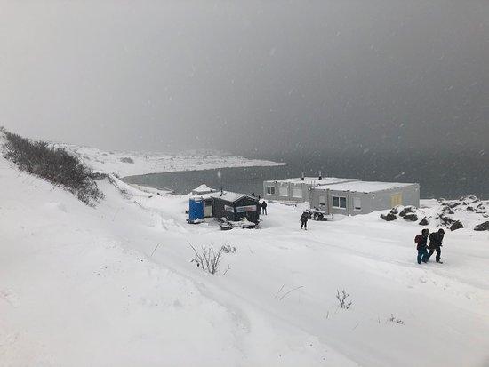 Jaameren Sauna - Arctic Ocean Sauna