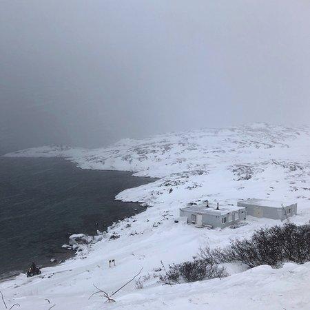 Bugoynes, נורווגיה: Jaameren Sauna - Arctic Ocean Sauna