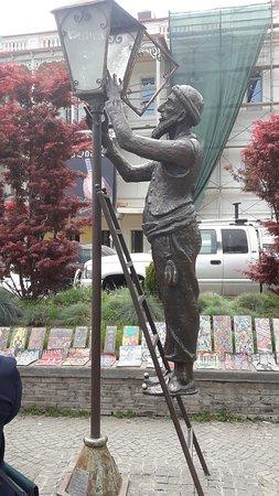 Старый лампионщик - пешая экскурсия по Тбилиси