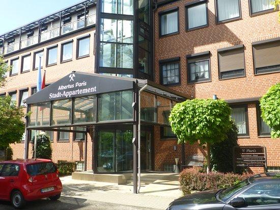 Albertus Paris Stadt-Appartements, Hotels in Hamburg