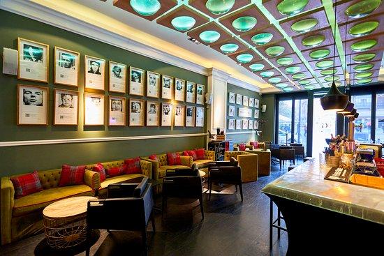 Grand Hotel Premium Champagne Bar