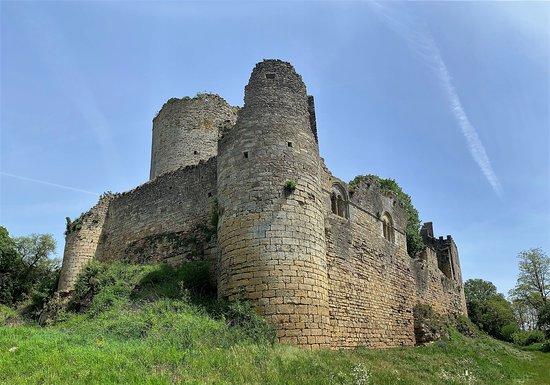 Château de Montreuil Bonnin