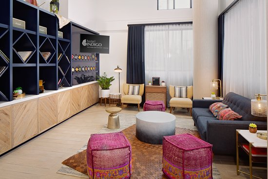 Hotel Indigo Austin Downtown - University: Lobby