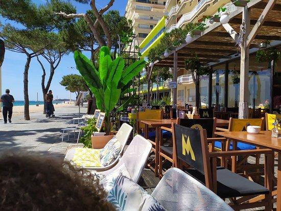 La Pergola Platja D Aro 52 Passeig Maritim Menú Precios Y Restaurante Opiniones Tripadvisor