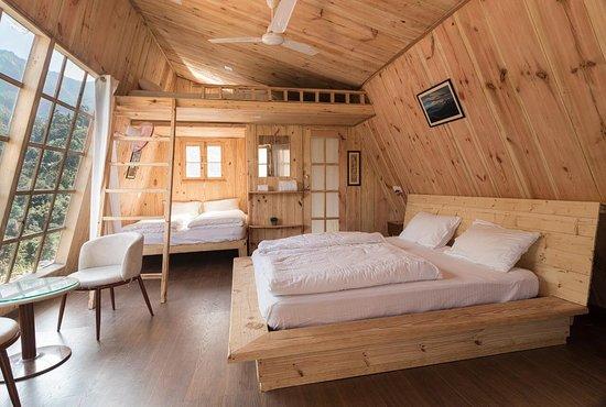Luxury Cottage Rooms