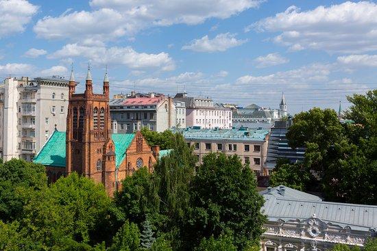 莫斯科市中心萬怡飯店照片