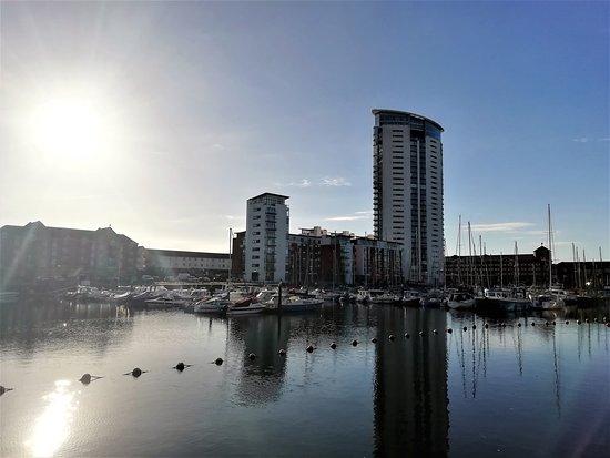 Meridian Tower, Swansea