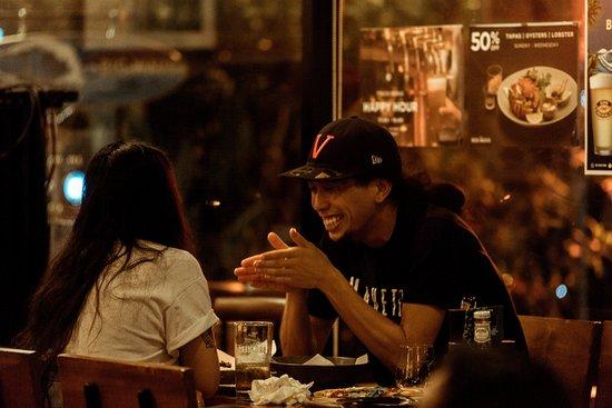 The Beer Bridge: @Happy Hours, 17:00-19:00 everyday