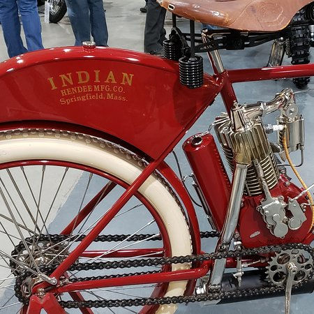 1908 Indian camelback