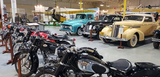 Hammondsport, Estado de Nueva York: More than just airplanes, the Curtiss Museum is home to an amazing collection of everything SPEED!
